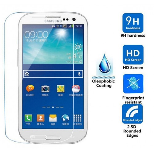 Glass Film For Samsung Galaxy S III S3 Neo GT I9300 I9300I I9305 2 5D Tempered.jpg 640x640