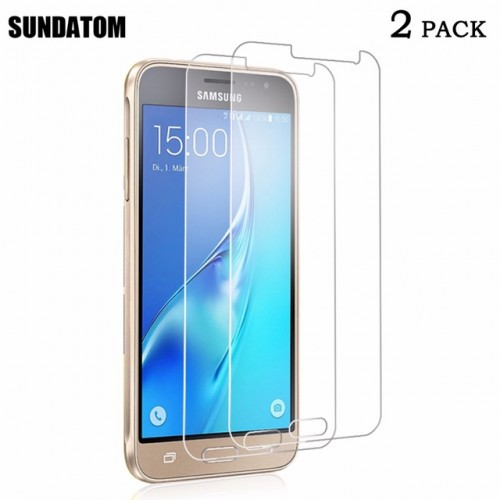 HD Clear Glass Screen Protector for Samsung J3 2016 J320 SM J320 Tempered Glass.jpg 640x640