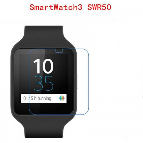 Phone film Scratch resistant For Sony SmartWatch3 SWR50 LCD digitizer touch screen protector