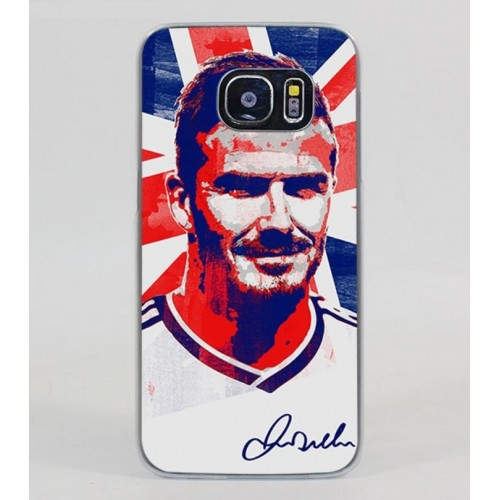 Printed Plastic Fitted Back Case Cover For S6 Edge, S7