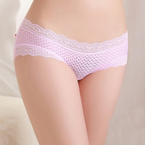 Solid Color Women Underwear