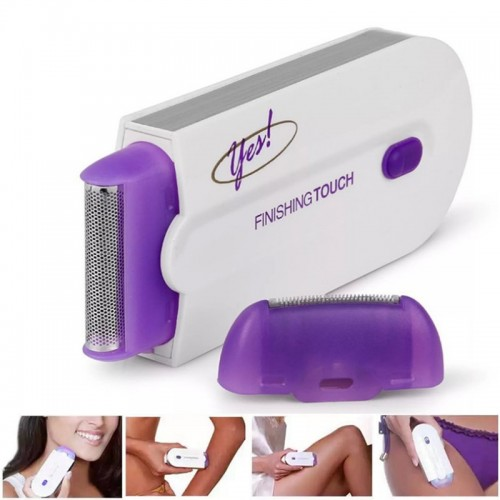USB Rechargeable 2 in 1 Sensa Light Instant Painless Hair Removal Machine for Men & Women Legs Arm Face Body