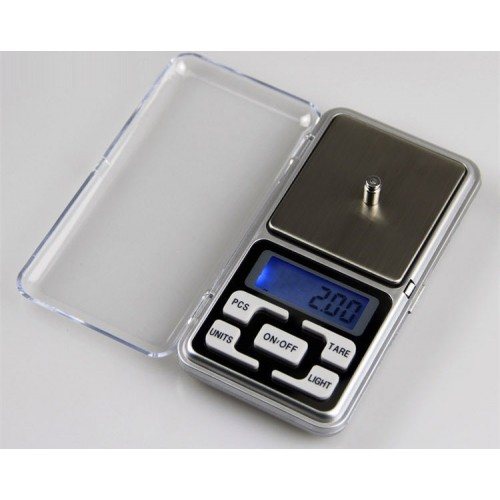 200g x 0.01g Mini Electronic Digital Jewelry Scale Balance Pocket Gram LCD Display kitchen Digital Jewelry Pocket Gram Scale