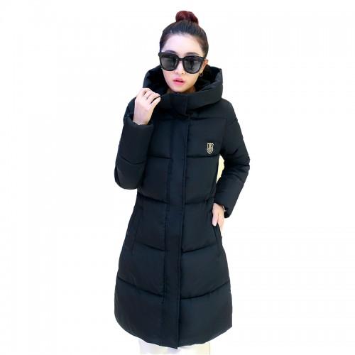 Long Warm Cultivate ladies Coat