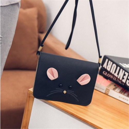 Women Shoulder Bag Satchel Tote Leather Purse Female Message Crossbody Bag Luxury Ladies Handbags