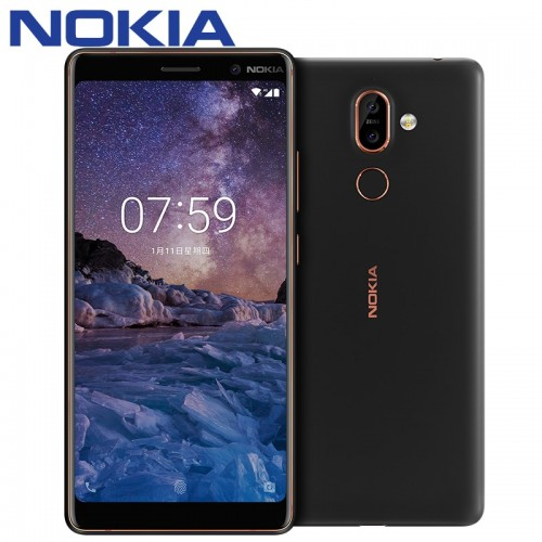 Nokia 7 Plus Android 8 4GB 64GB Snapdragon 660 Octa Core 6.0 Bluetooth 5.0