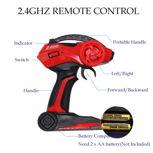 High Speed 2.4ghz Remote Control Sports Car For Kids