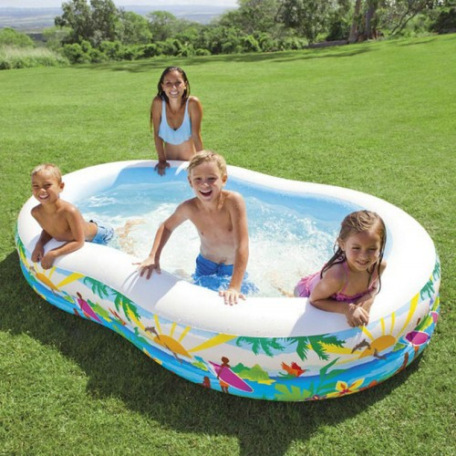 Lovely Baby Playground  Inflatable Swimming Water Pool