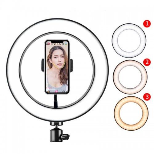 26CM/10 Inch LED Selfie Ring Light Studio Photography Photo Ring Fill Light For Smartphone