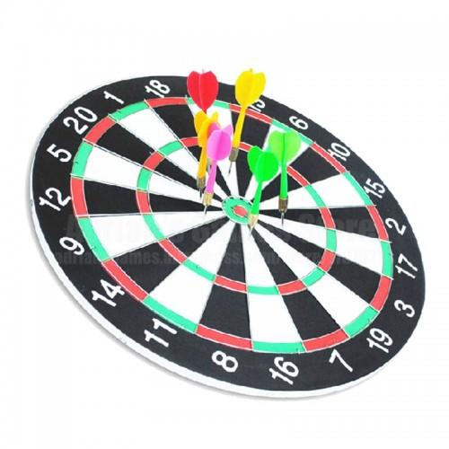 6 Darts & Darts Board Sports Exercise Darts Game