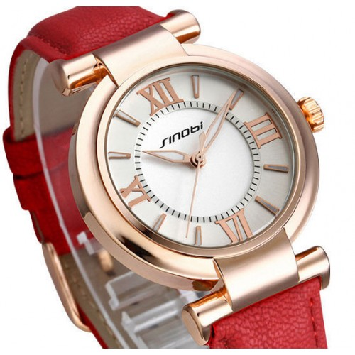 SINOBI Luxury Womens Watch
