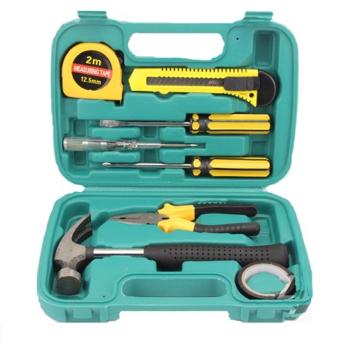 Home Hardware Electrician Repair Electric Tool Set  Carpentry Repair Combination Manual Toolbox Set