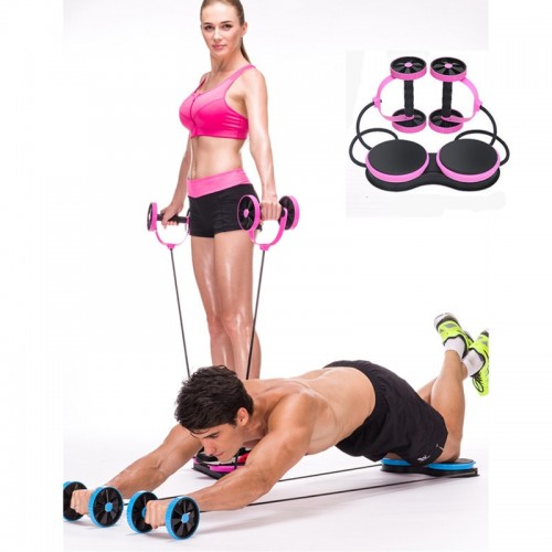 Wheel Machine For the Family Exercise Waist Sliming Fitness Waist Turning Equipment