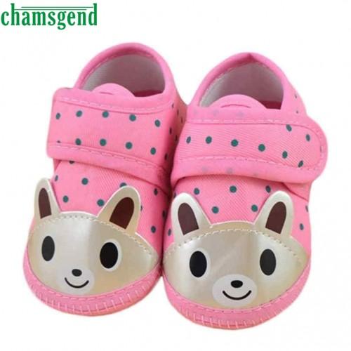Rabbit Dots Baby First Walkers Toddler Prewalker Shoes