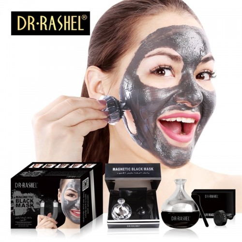 DR RASHEL Black Magnetic Face Mask Skin Care Blackhead Remover