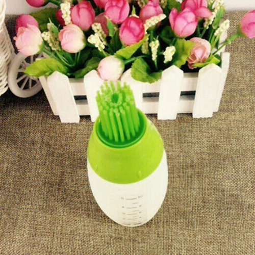 Durable Use Outdoor Silicone Oil Brush Baking Brushes Kitchen