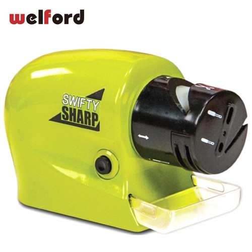 Electric Knife Sharpener Multi functional Cordless Motorized Knife Blade Stone Sharpening Tool
