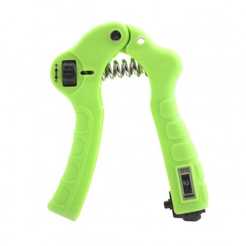 Finger Exerciser Heavy Adjust  Wrist Strength Portable Sports Gripper Non Slip Training Count Hand Grip