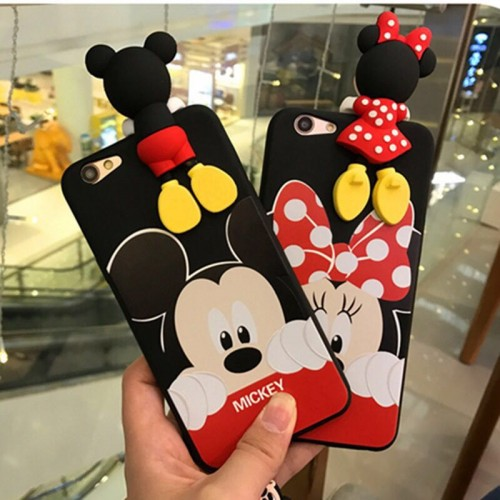 Mickey Mouse TPU Soft Case For Oppo