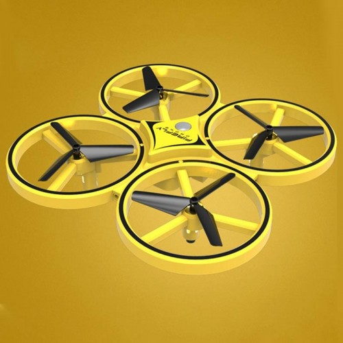 Four-Axis Aircraft Pneumatic Remote Control Children'S Gift Drone