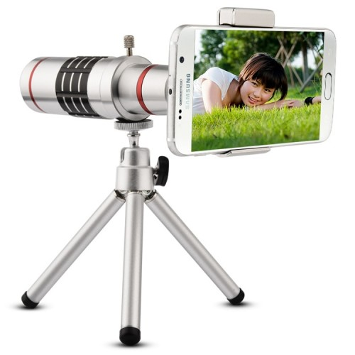 18X Telephoto Lens Mobile Phone Optical Zoom Telescope Camera