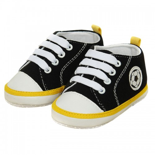 HOT Spring Summer Toddler Baby Girls Boys Soft Crib Shoes Non-slip Sneakers Prewalkers Shoes