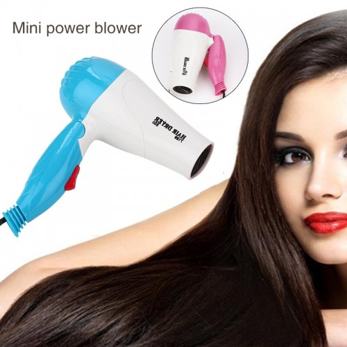 Hair Dryer Blower  Low Power 800W Student Salon Electric Appliance Durable Small Home Use