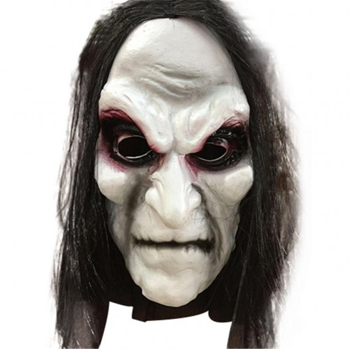 Halloween Horror Zombie Ghost Mask Halloween Festival Party Cosplay Scary Mask