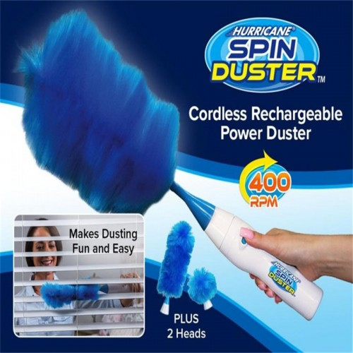 Dust Cleaner Adjustable Automatic Duster Gap Cleaning Brush Blind Duster For Furniture