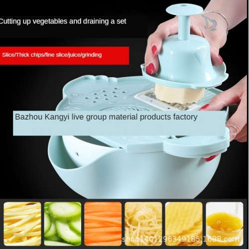 Kitchen Utensils Small Flying fish Multi-Functional Vegetable Cutter