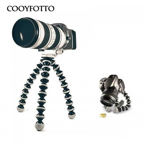 Large Octopus Flexible Tripod Stand Gorillapod Table Desk Mini Tripod