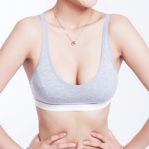 Fashionable Push Up Sports Bra Tank
