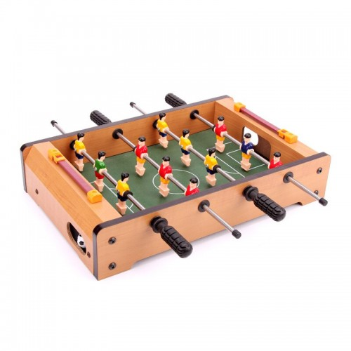 Mini Table Football Game Set Soccer Table Kids Portable Game Toy Gift for children