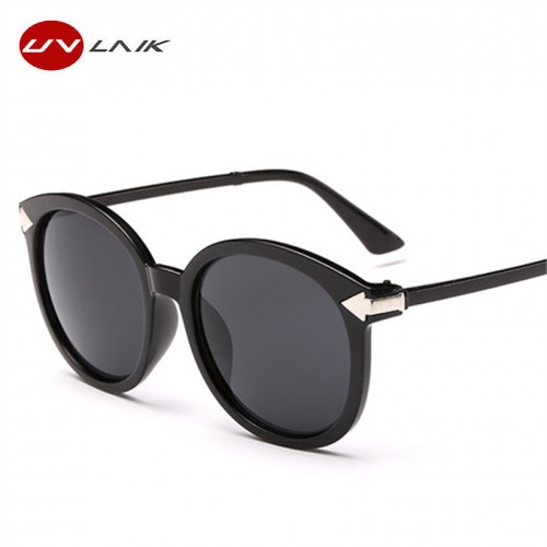 New Women Fashion Sunglasses Arrow Oversize Retro Shield UV400 Vintage