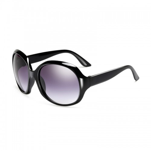 New Fashion Large Round Frame Brand Retro Women Vintage Sun Glasses