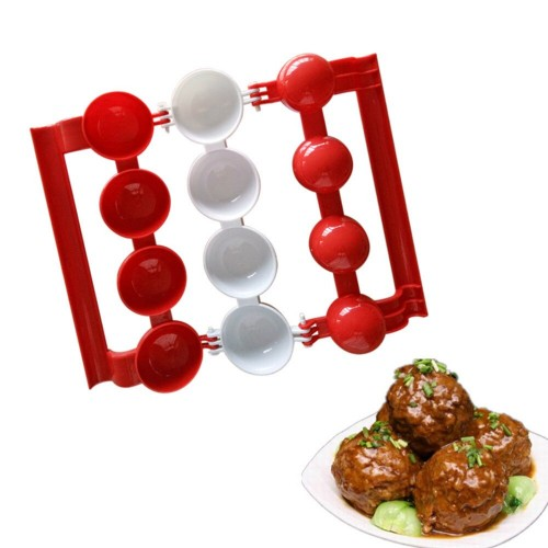 Meatballs Mold Stuffed Fish Meat Balls Maker Homemade Mould DIY Kitchen Tool