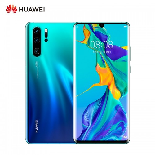 Huawei P30 Pro Smartphone 8GB RAM 256GB ROM 6.47 inch Android 9.0 Mobile Phone 40MP + 32MP Leica 4 Camera