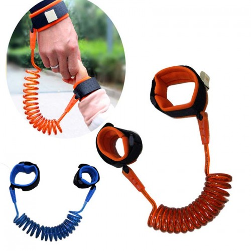 Kids Baby Safety Walking Harness Anti-lost Strap Wrist Leash Children Hand Belt Rope Length 1.5M 2M 2.5M