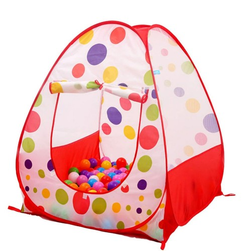 Portable Large Play Pop Up House Children Play Lodge Indoor Outdoor Tent for Children