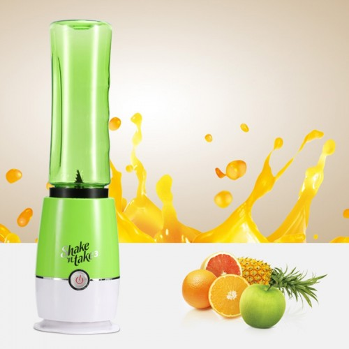 Portable Mini Juicer Smoothie Maker Multifunction Blender Household Travel Cup Shake Take Fruit Mini Mixer