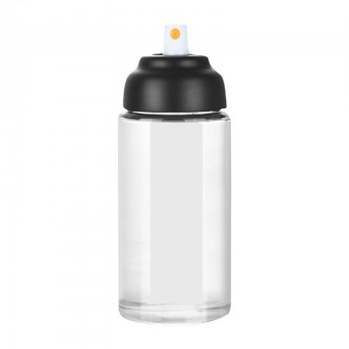 Pump Kitchen Oil Spray Bottle Glass Oil Pot Stainless Steel Olive Oil Sprayer