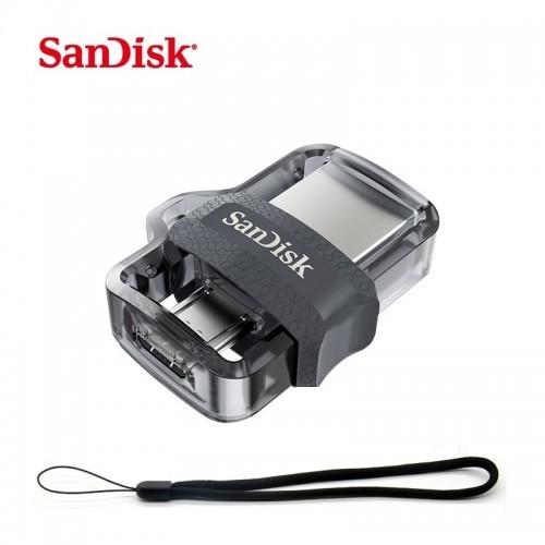 32GB SanDisk Ultra Dual OTG USB Flash Drive USB 3.0 Pen Drives