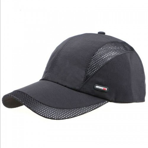 Snapback Cap Quick Dry Summer Sun Hat Visor Hip-Hop Bone Breathable  Casual Mesh Baseball Caps