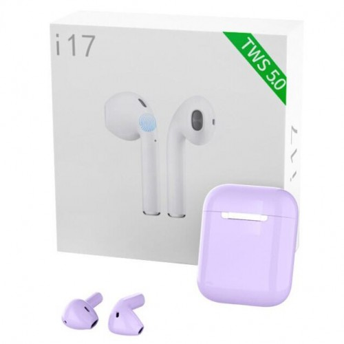 TWS i17 Wireless Touch Bluetooth Headset With Charging Box Bluetooth V5.0 For Android IOS