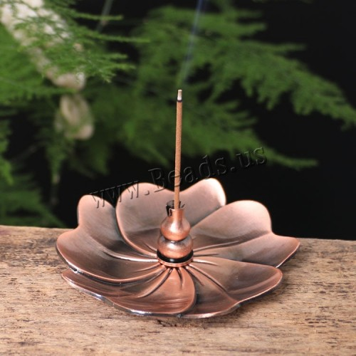 Traditional Ceramic Inserted Burner Lotus Incense  Decoration Home Aromatherapy