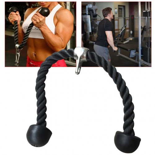 Biceps Triceps Abdominal Crunches Shoulders Training Fitness Equipment Pull Down Laterals Biceps