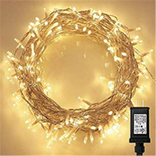 10M 100 LED String Lights With 24V Low Voltage Transformer Waterproof Christmas Tree Wedding Party Lights