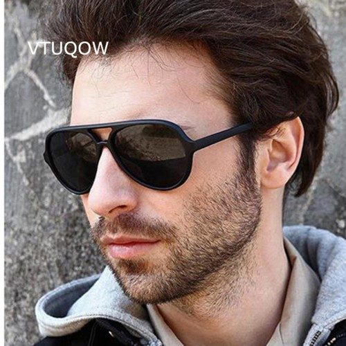 Fashion Vintage Driving Sun Glasses Men Women Defending Lens Retro Twin-Beams Eyewear Sunglass Classic Sunglasses