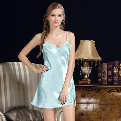 Lace Silk Summer Style Nightwear