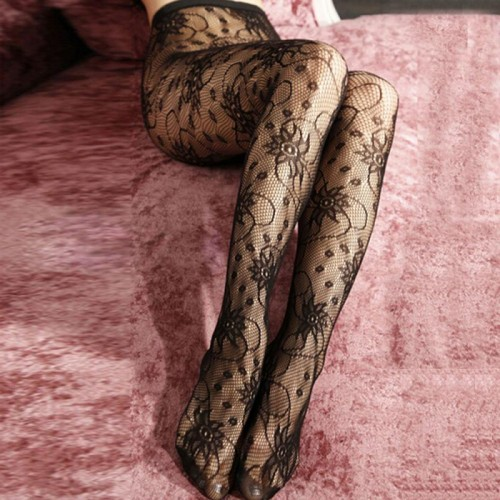 Youthful Style Womens Girls Fishnet Mesh Ankle Knee High Socks Ladies Pantyhose Stockings